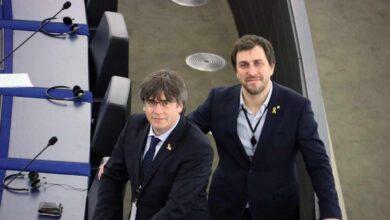 La Eurocámara activa el suplicatorio y abre el proceso para retirar la inmunidad a Puigdemont
