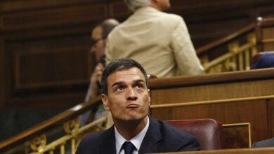 La investidura de Pedro Sánchez, en el aire