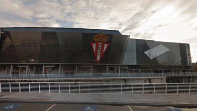 Muere un trabajador al caer desde una altura de 25 metros en el estadio de El Molinón