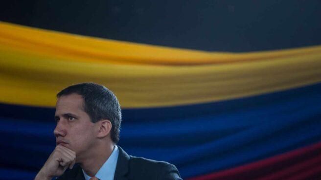 Juan Guaidó entrevista