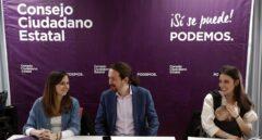 La Fiscalía no ve delito en los sobresueldos de Podemos