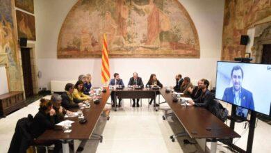 Torra blinda la autodeterminación en la negociación con Sánchez