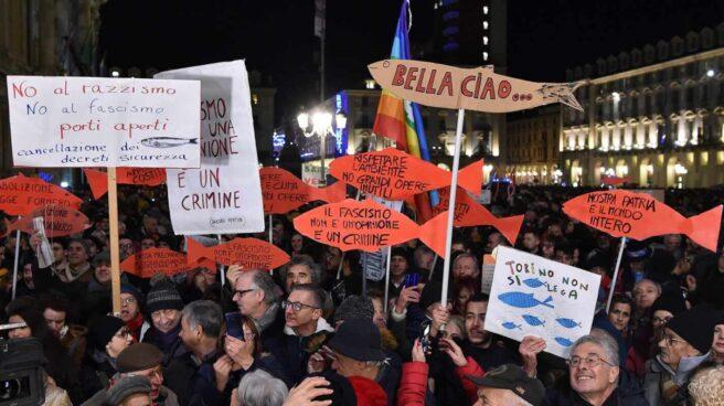 Italia Sardinas Salvini