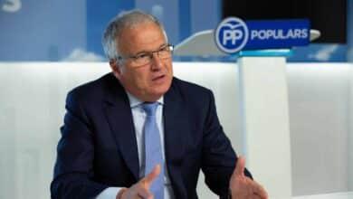 """Bou (PP) cree que fue un """"error"""" la elección de Álvarez de Toledo como candidata"""