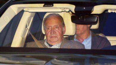 El rey Juan Carlos ha pagado 4,3 millones a Hacienda por rentas derivadas de viajes