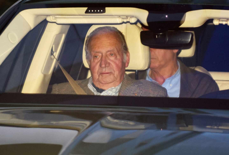 Juan Carlos I se instalará en República Dominicana de forma temporal