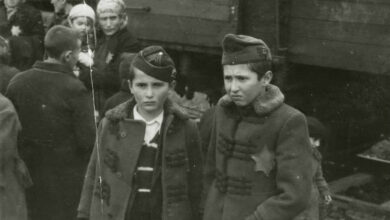 El álbum del horror de Auschwitz