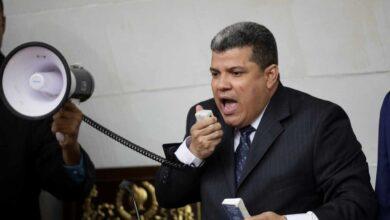 Golpe chavista en la Asamblea Nacional: Parra jura sin quorum como presidente