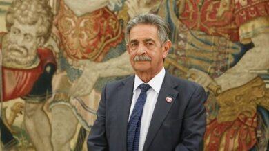 """El PSOE amenaza a Revilla: """"Si no rectifica"""" romperá su pacto de Gobierno en Cantabria"""