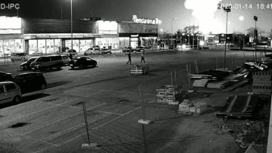 Las estremecedoras imágenes de la explosión en la planta química de Tarragona