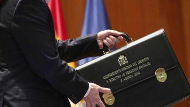 Pablo Iglesias podrá utilizar el 'Falcon' para sus viajes como vicepresidente del Gobierno