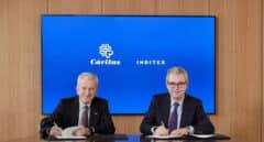 Inditex dona 8,5 millones a Cáritas para apoyar programas de empleo social