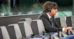 Puigdemont y Comín renuncian a integrarse en el grupo de Los Verdes de la Eurocámara