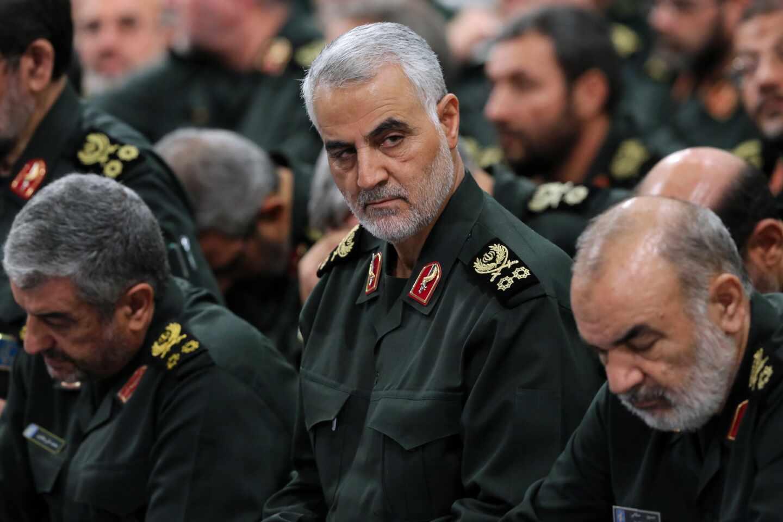 Soleimani general Irán