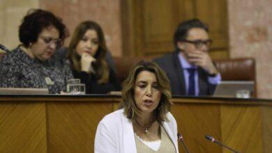 """Susana Díaz sobre la abstención a Rajoy: """"Me equivoqué yo y Pedro acertó"""""""