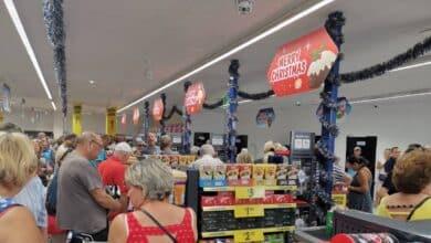 La tienda de Tesco en Murcia: de vecina de Mercadona a altavoz del Brexit