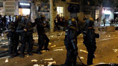 Interior concederá medallas a 320 policías del operativo en Cataluña por la sentencia del 'procés'