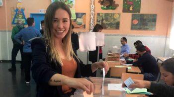 Ayuso nombra a Noelia Núñez portavoz adjunta en la Asamblea de Madrid