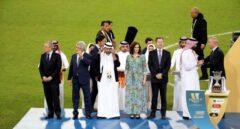 El gesto de Díaz Ayuso a favor de la mujer: sin pañuelo en la final de la Supercopa en Arabía Saudí