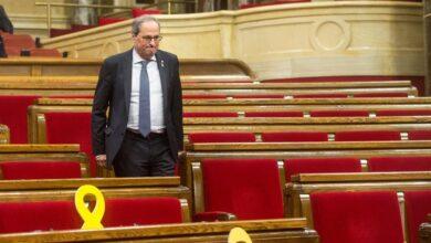 La jueza progresista Ana Ferrer inclinó la balanza a favor de la inhabilitación de Torra