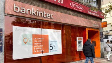 Bankinter gana 148 millones hasta marzo, un 13,8% más que hace un año