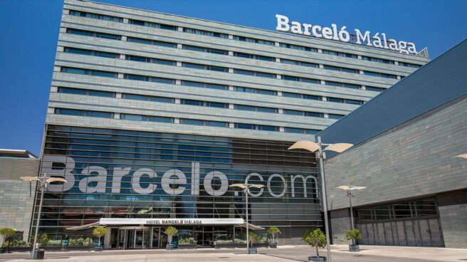 Hotel de la cadena Barceló.