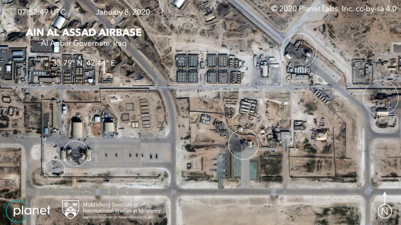 Base EEUU Irak