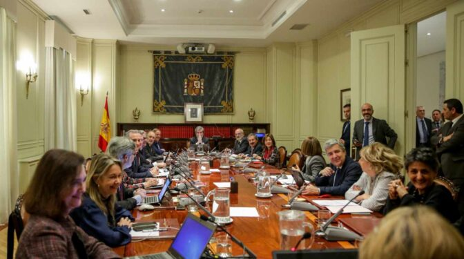 Un CGPJ dividido saca adelante seis de los ocho nombramientos previstos