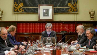 El CGPJ suspende finalmente la actividad judicial en Madrid, País Vasco, Haro e Igualada
