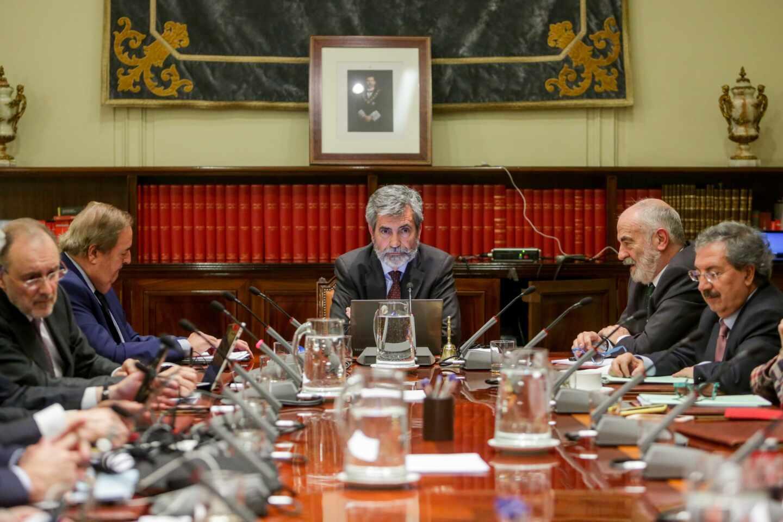 """Fiscales piden renovar el CGPJ y el TC: """"Ningún poder del Estado puede sustraerse a la ley"""""""