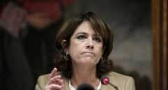 """Delgado dice a los fiscales que las medidas de protección son """"escasas"""" y más necesarias en Sanidad"""