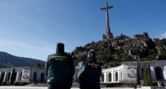 Interior movilizó a 481 policías y guardias civiles para el dispositivo de exhumación de Franco