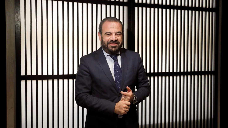 El vicepresidente y consejero delegado de Meliá, Gabriel Escarrer.