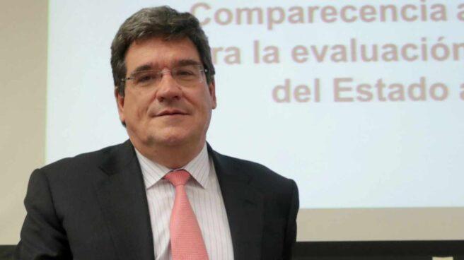 El ministro de Seguridad Social, Inclusión y Migraciones, José Luis Escrivá.