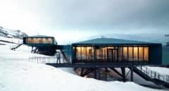 Brasil inaugura la base científica más espectacular de la Antártida