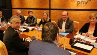 El PNV propone a Urkullu para optar a un tercer mandato como lehendakari