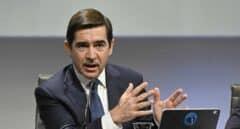 """BBVA pide coordinación frente al coronavirus y defiende su """"solidez"""" para afrontar la crisis"""