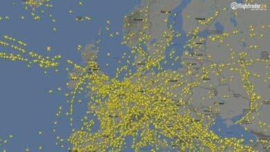 Vuelos en línea recta y sin rodeos, el plan de las aerolíneas contra el cambio climático