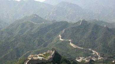 La Gran Muralla china cerrará para prevenir la propagación del coronavirus
