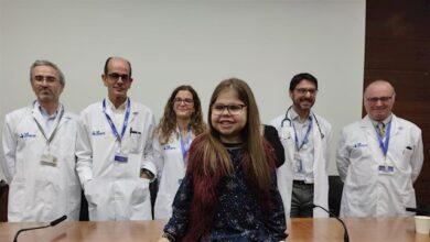 El Hospital Vall d'Hebron realiza el primer triple trasplante a una niña de 10 años