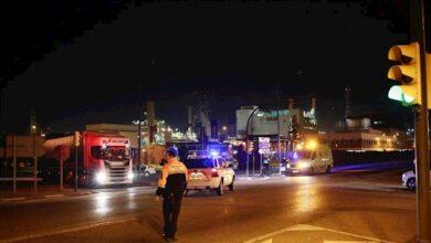 La Generalitat acusa a la petroquímica de Tarragona de no seguir los protocolos tras la explosión