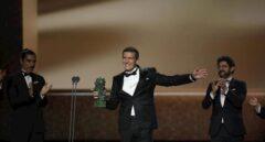 Antonio Banderas profeta en su tierra, gana su primer goya