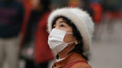 Farmacias de Madrid registran alta demanda de mascarillas de protección