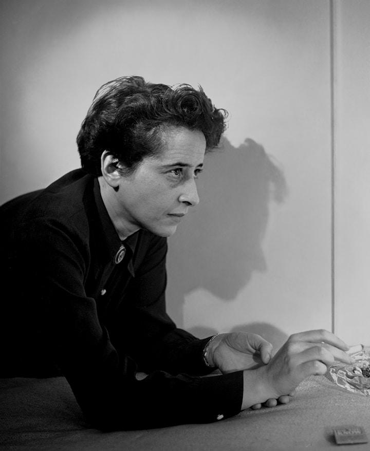 Hannah Arendt-Filosofía-EEUU-Alemania