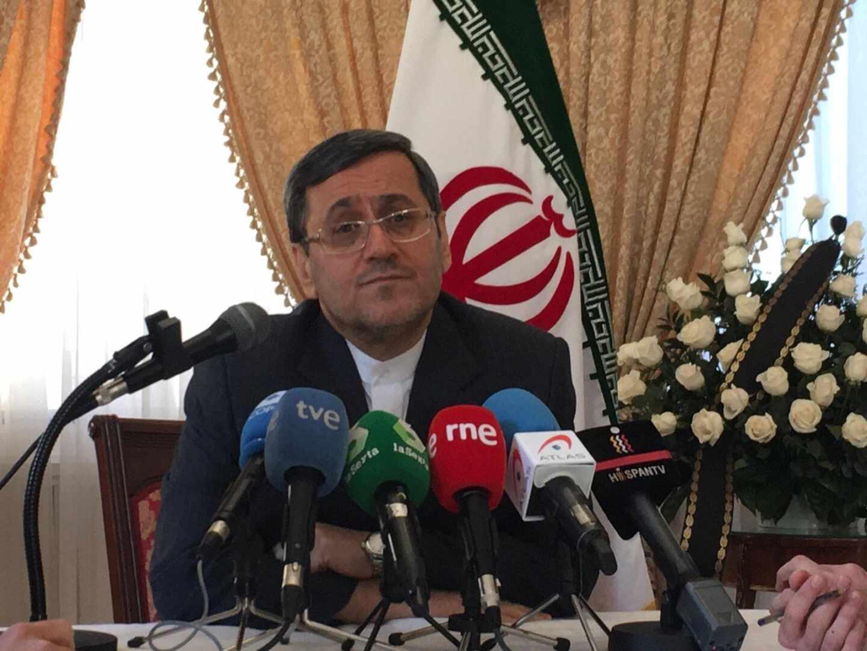 Embajador de Irán en España