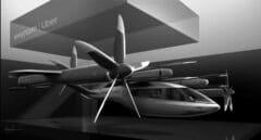 Uber y Hyundai sellan una alianza para lanzar un servicio de taxis aéreos