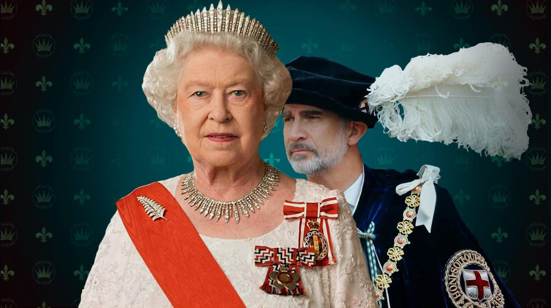 Monarquías-europeas