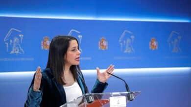 Arrimadas llama a buscar listas conjuntas con el PP en Cataluña, País Vasco y Galicia
