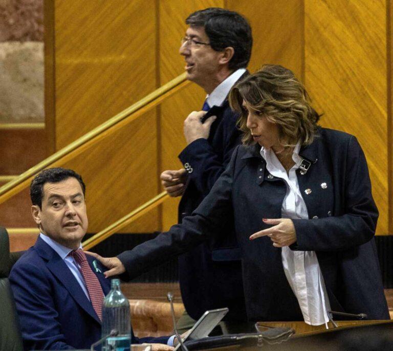 'CIS andaluz': PP, Vox y Ciudadanos consolidarían su mayoría en unas nuevas elecciones