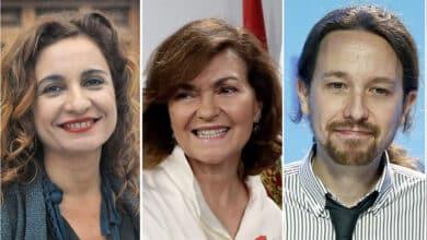 Los pesos pesados del Gobierno de Sánchez: de Montero como portavoz a Iglesias, fuera de la Moncloa